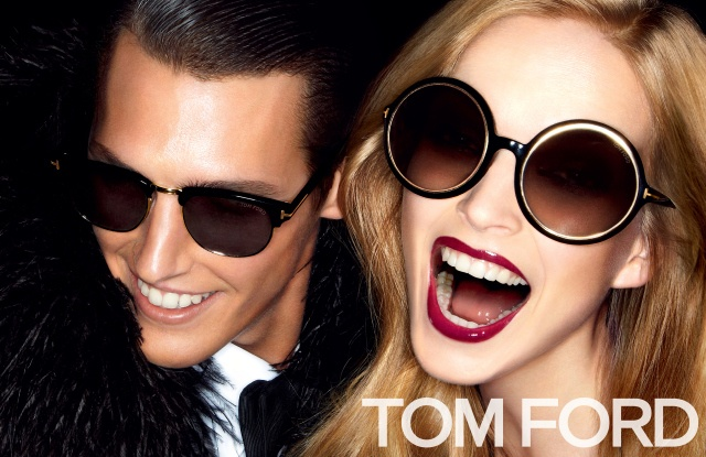 tom ford models